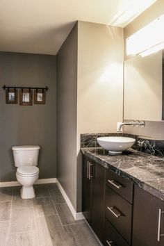 Contemporary Full Bathroom with Stone Tile & Complex Marble in Issaquah, WA   Zillow Digs