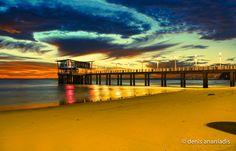 """500px / Photo """"Ushaka Pier"""" by Denis Ananiadis"""