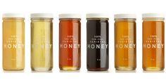 Bee Raw single Varietal Honey