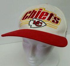 Kansas City Chiefs Baseball Cap Hat Snap Back Reebok NFL Football Pro Line   Reebok   1f85511b90a2