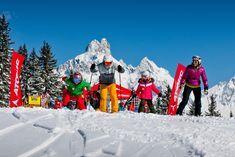 Familienskiurlaub in Filzmoos, mitten in der Skiregion ski amadé