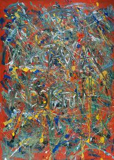 D. Jarman at Tate