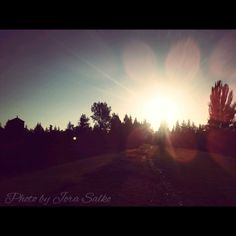 #amateurphoto #byphone #sunset #capturethemoment #Jaca #Spain #lovenature