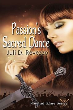 For love of a Tale, or What inspired Passion's Sacred Dance: A guest post at Calisa Rhose's ranch. ;)