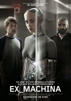 Ex Machina 2015 Interview! Oscar Isaac & Alicia Vikander - Beyond The Trailer   Jerry's Hollywoodland Amusement And Trailer Park