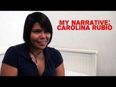 My Narrative: Carolina Rubio - YouTube