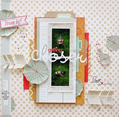 Thanks for pinning me: Closer by Lilith Eeckels using #scraptastic kit club Ocotber kit.