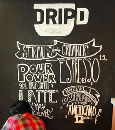 Drip'd Coffee Lab - Inner Sunset