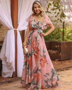 2020 Women Fashion floral maxi dress uk blue dress with pink flowers – mariliy Maxi Dresses Uk, Floral Maxi Dress, Maternity Dresses, Chiffon Dress, Blue Dresses, Casual Dresses, Fashion Dresses, Summer Dresses, Cocktail Attire