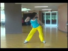 """""""Cumbia Jam"""" Zumba routine by @DanceSarahO"""