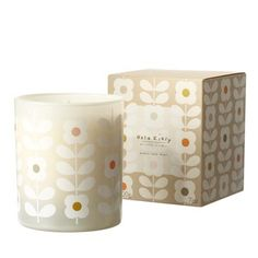 Basil & Mint Scented Candle ~ Orla Kiely