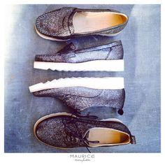Chaussures Femme MAURICE MANUFACTURE - Printemps Eté 2015 - Mocassin BAUDO & Derby BEVERLY