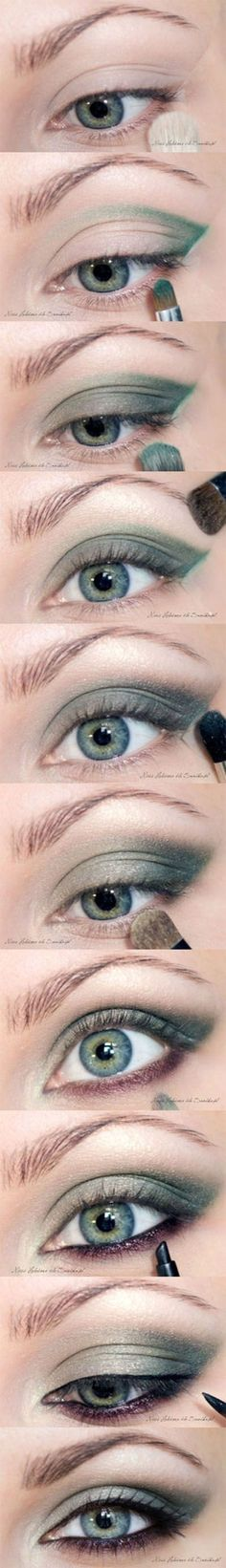 Winter Make Up Tutorials