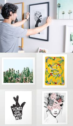 Society6 is the go-to site to shop for art prints. Browse tons of styles and thousands of unique artworks, available as prints, canvas, metal, and more. Independent artists upload their work, we print and ship it to you on their behalf.