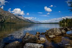 Jenny Lake | by jt893x Grand Teton National Park, National Parks, Fishing, Mountains, Nature, Travel, Naturaleza, Viajes, Destinations