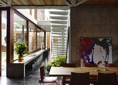 Concrete House   Dining   Auhaus Architecture  Est Living