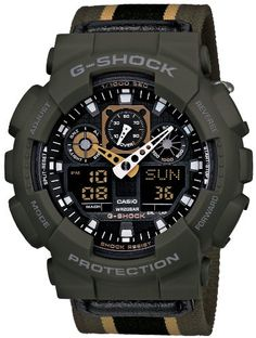 Casio G-SHOCK Military Color Series Men's Watch GA-100MC-3AJF (Japan Import) Casio,http://www.amazon.com/dp/B00DW2PR7E/ref=cm_sw_r_pi_dp_mAtRsb1Q5MRK3EDY