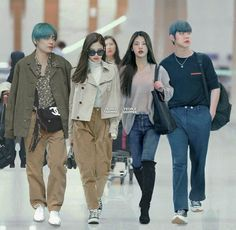 Ulzzang Korean Girl, Ulzzang Couple, Kpop Couples, Cute Couples, Couple With Baby, Wattpad Book Covers, Blackpink And Bts, Korean Couple, K Idol