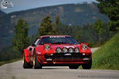 Mein Ferrari 308 GTB - GP - Historic Rallying