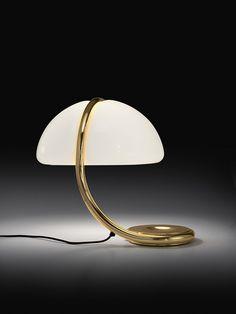 Lampe Serpente, Elio Martinelli (Martinelli Luce)