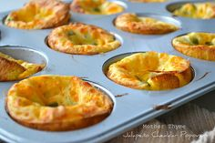 from mother thyme jalapeno cheddar popovers jalapeno cheddar popovers ...