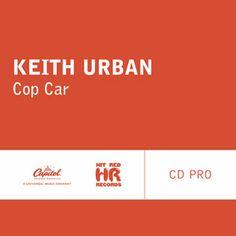 Keith Urban Cop Car