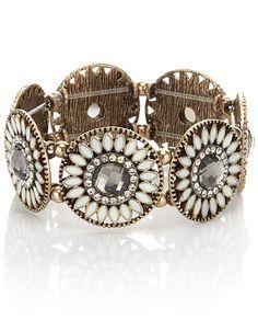 Eden Lux Stretch Bracelet