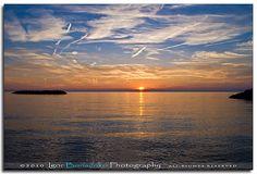 Presque Isle State Park Beach - Lake Erie Shore in Erie, Pennsylvania