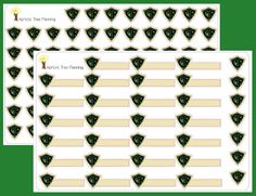 CTR Planner Stickers & Flags - Planner or Calendar by apricottreeplanning on Etsy  Looking for a cute way to mark your meetings and lessons on your calendar... or in your planner!
