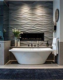 Modern master bathroom (7)