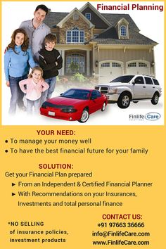 'READ MORE' at http://finlifecare.com/services/financial-planning/, 'PLEASE RE-PIN'., #FinancialPlanning #PersonalFinance