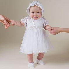 la mejor moda para bebes trajes de bautismo para nias