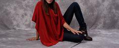 Cashmere Poncho, Kimono Top, Classic, Collection, Tops, Women, Fashion, Derby, Moda