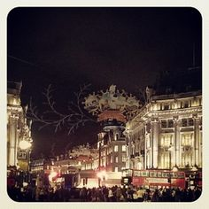 #RegentStreet #Christmas #Lights