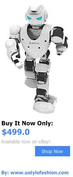 Other Toys for Baby: Ubtech Alpha 1S Intelligent Humanoid Robotic (White) BUY IT NOW ONLY: $499.0 #ustylefashionOtherToysforBaby OR #ustylefashion
