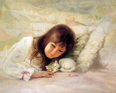 Donald Zolan  Christmas Kitten