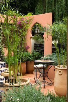 extreme yard and garden ideas | court yard gardens design ideas, Garten Ideen
