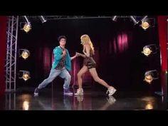 Violetta 2 - Ludmila y Maxi bailan ¨Ser Mejor¨