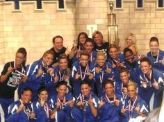 University of Memphis Dance Team! 14-time UDA National Champions!