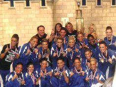University of Memphis Dance Team! 14-time UDA National Champions!