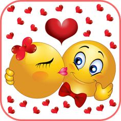 Animated Kiss Smiley <b>animated kiss emoticons</b> displaying gallery images for <b></b> Funny Emoji Faces, Emoticon Faces, Smiley Faces, Love Smiley, Emoji Love, Animated Emoticons, Funny Emoticons, Emoticons Text, Emoji Images