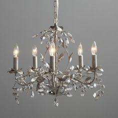 Latitude Run Chittening 5-Light Candle-Style Chandelier & Reviews   Birch Lane