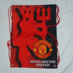 Manchester united backpack/bag     Size: 42 x32cm