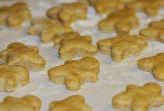 Cookbook Bites: Dog Treats: Cheese & Beef Bouillon