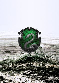 Slytherin -- element - water