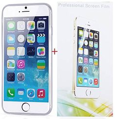 Crystal Clear iPhone 6 Plus Case & Professional Screen Protector COMBO http://www.amazon.com/COMBO-Protector-No-hassle-protector-GreenTerraFirma/dp/B00PLUYZEG/ref=sr_1_15?s=wireless&ie=UTF8&qid=1421776310&sr=1-15&keywords=iphone+6+plus+protector+combo