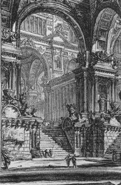 piranese - Google Search Architecture Drawings, Historical Architecture, Architecture Design, Illustrations, Illustration Art, Architecture Romaine, Architectural Thesis, Republic Of Venice, Etching Prints