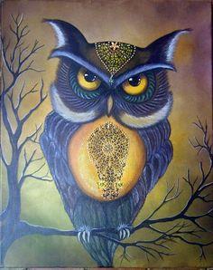 owl by Mara Diop