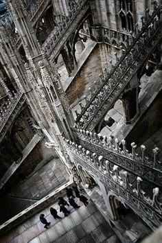 Milano #Milano #Duomo #architecture
