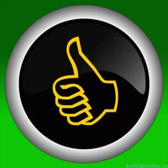 The perfect ThumbsUp Thumb Awesome Animated GIF for your conversation. Discover and Share the best GIFs on Tenor. Funny Emoticons, Smileys, Smiley Quotes, Ok Gif, Iphone Wallpaper Landscape, Thumbs Up Sign, Cool Pictures Of Nature, Beautiful Flowers Wallpapers, Love Images